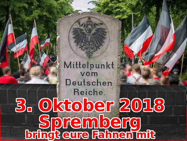 Tag der deutschen Einheit in Spremberg