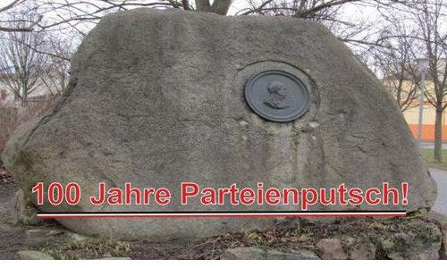 100 Jahre Parteienputsch Vorschau