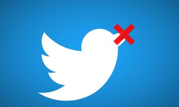 Zensur bei Twitter
