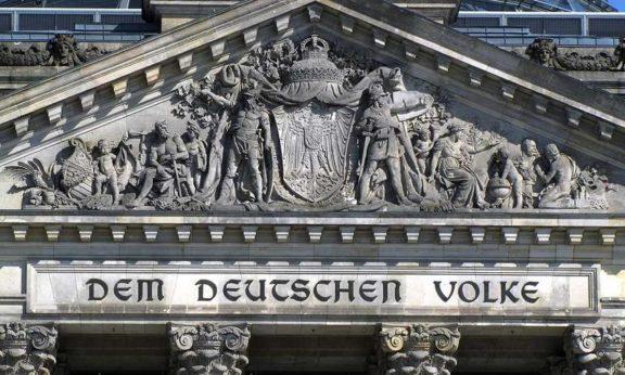 Reichstag: Dem Deutschen Volke